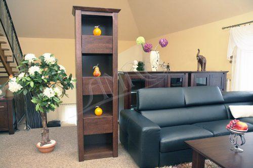 klasyczne wyposażenie salonu
