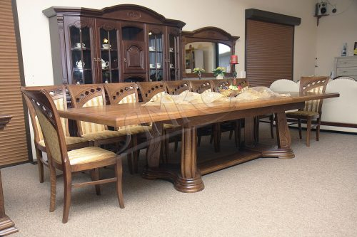 stoły dębowe do jadalni Rzeszów