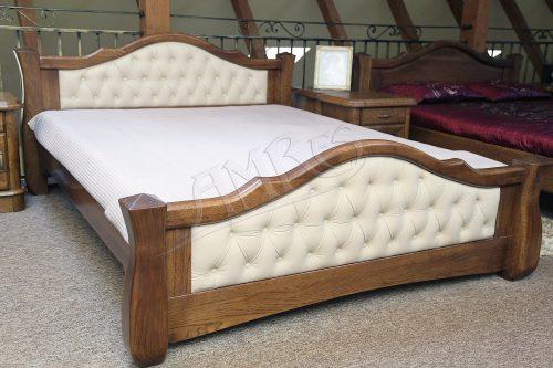 przykład sypialni nowoczesnej z łóżkiem ambasador