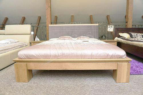 Przykład mebli dębowych asti do sypialni