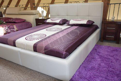 wizualizacja nowoczesnej sypialni z łóżkiem carla