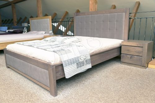 sypialnie dębowe nowoczesne łóżka Rzeszów
