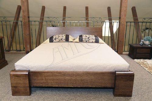 sypialnie drewniane dębowe