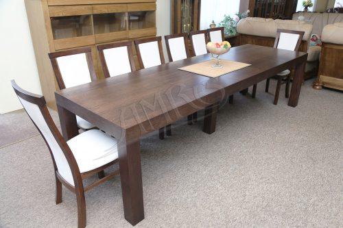 rozkładane stoły dębowe